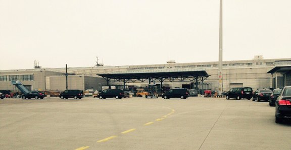 Convoy at Munich Airport